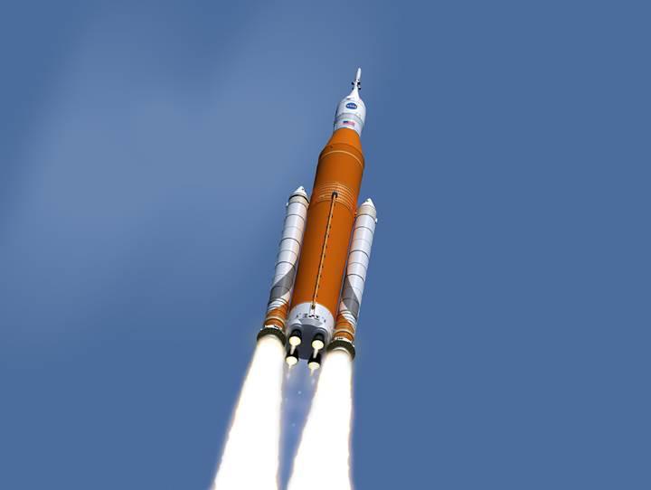 NASA'ya 350 milyon dolarlık ek bütçe