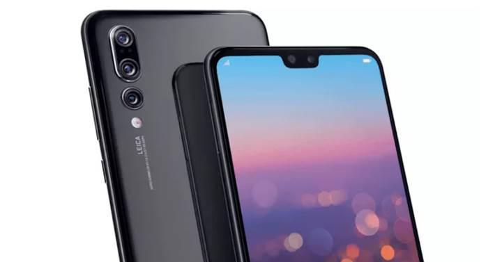 Huawei P20 çentik gizleme özelliğine sahip olacak