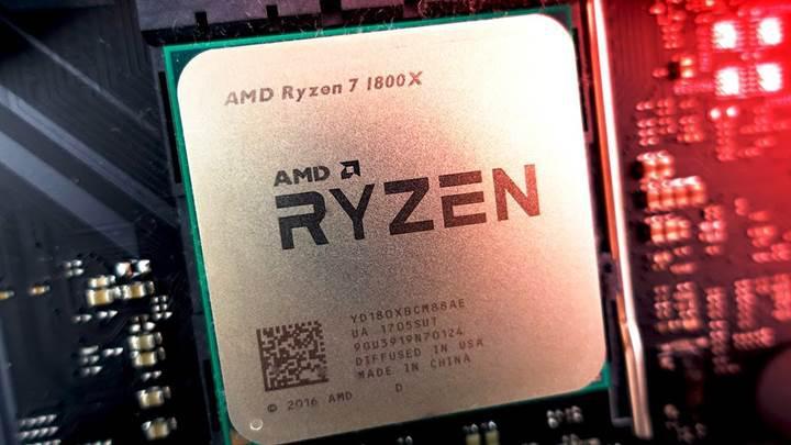 AMD Ryzen 7 2800X'i sona saklıyor olabilir