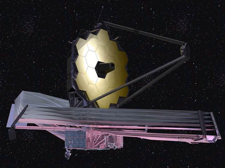 Hubble'ın varisi James Webb Uzay Teleskobu'nda bir erteleme kararı daha