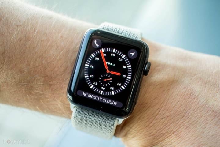 Apple Watch 4 daha büyük bir ekranla gelecek