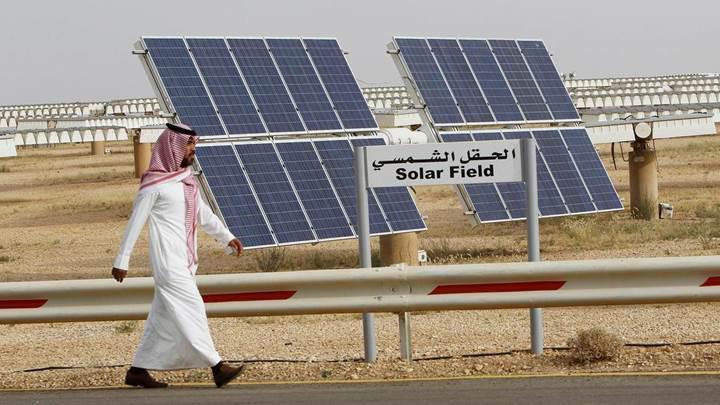 SoftBank ve Suudi Arabistan'dan 200 milyar dolarlık güneş enerjisi projesi