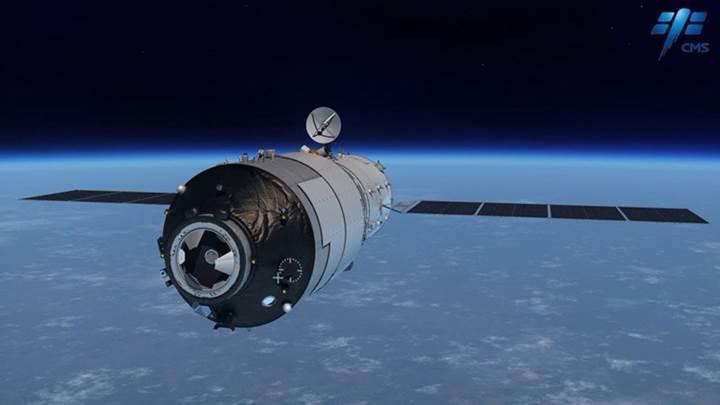Dev uzay istasyonu bu hafta sonu Dünya'ya düşüyor 'Hayati bir risk var mı?'