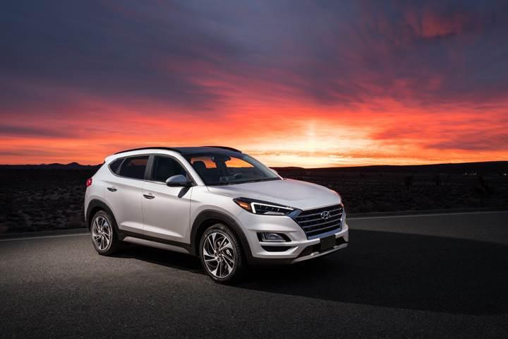 Makyajlı Hyundai Tucson, New York'taki fuarda tanıtıldı