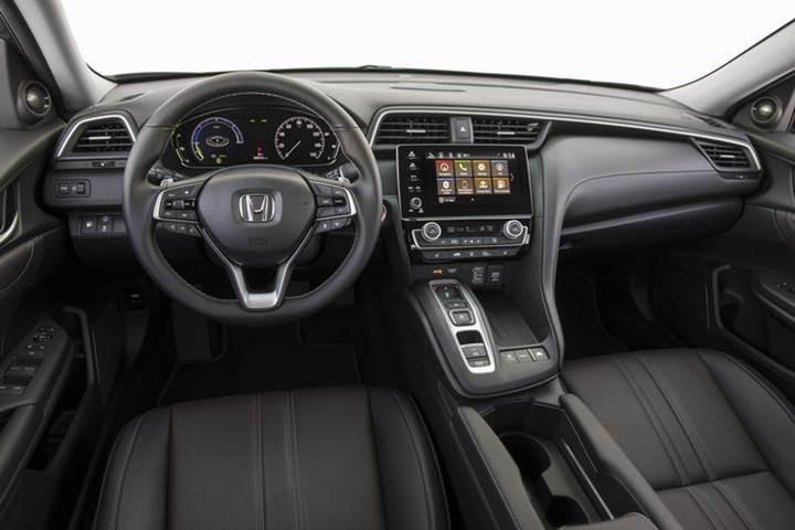 Hibrit motorlu 2019 Honda Insight görücüye çıktı