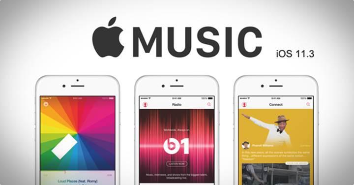 iOS 11.3 yayınlandı! İşte iOS 11.3 ile gelen yenilikler