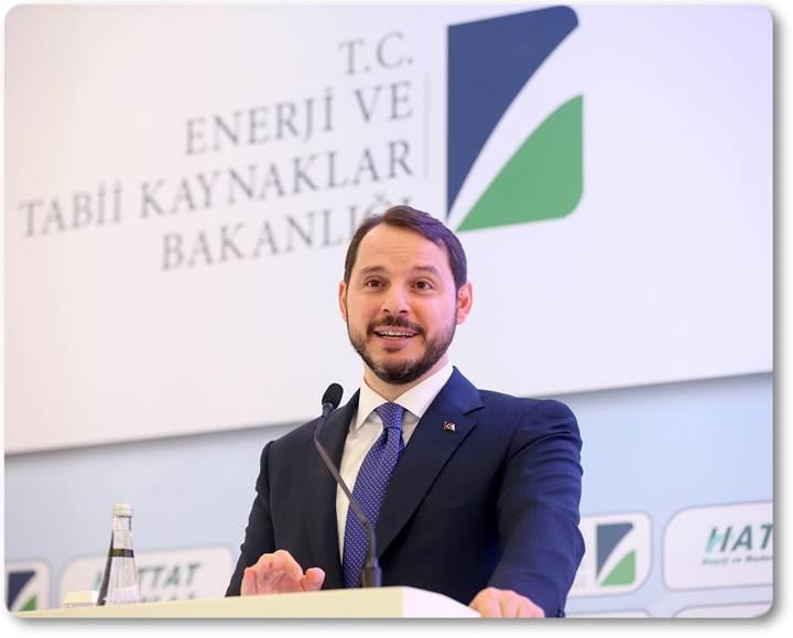 Enerji Bakanı Albayrak: 30.2 milyar dolar tasarruf sağlanacak
