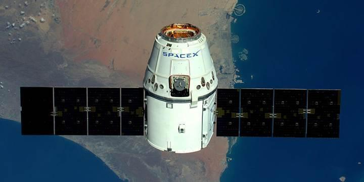 SpaceX'in uzaydan internet projesi Starlink için devlet onayı da geldi