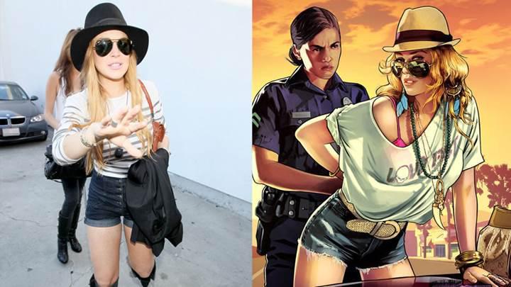 Amerikalı oyuncu Lindsay Lohan, GTA 5'e açtığı davayı kaybetti