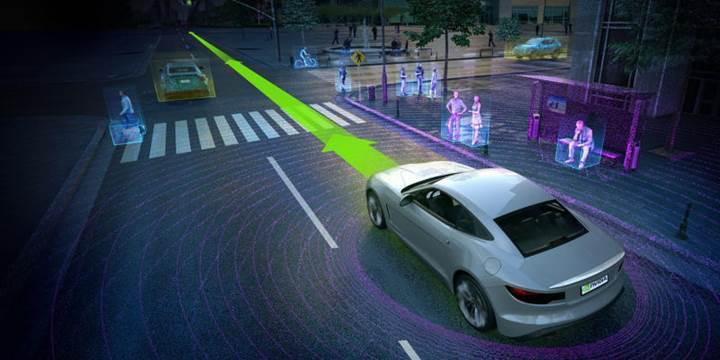 NVIDIA: Uber bizim otonom araç teknolojimizi kullanmıyor