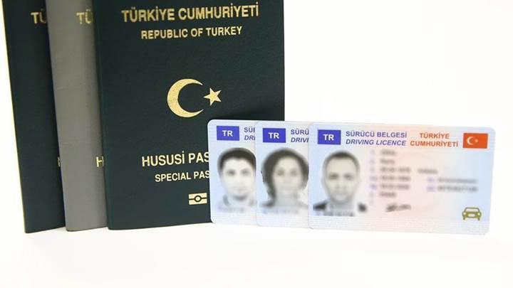 Pasaport, ehliyet ve kimliklerde yeni dönem; işte randevu alımı ve ücretler