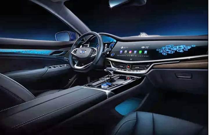 Geely'nin Volvo motorlu hibrit sedanı, Çin pazarında satışa sunuluyor