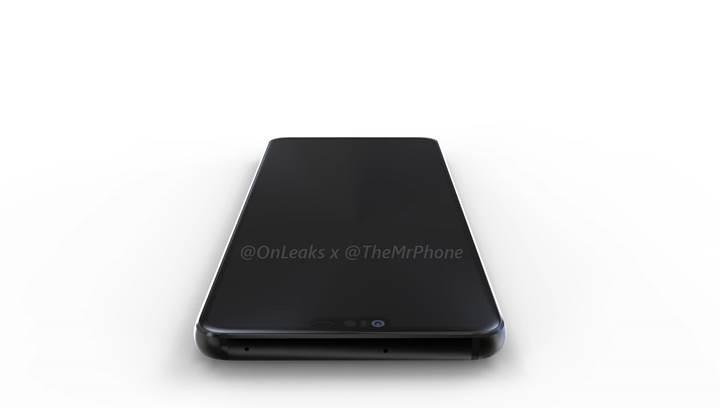 LG G7 böyle görünecek!