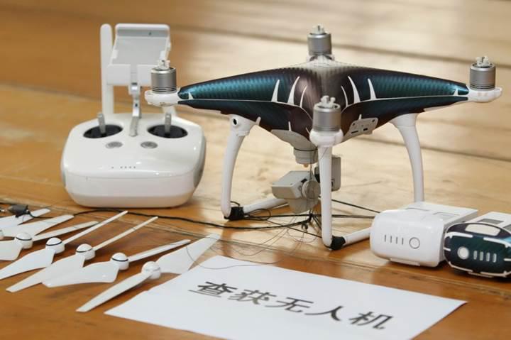 Kaçakçılar drone kullanarak Çin'e 80 milyon dolar değerinde iPhone soktu