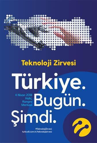 Turkcell Teknoloji Zirvesi 2018 için geri sayım başladı