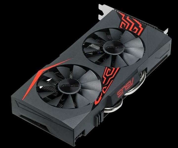 Asus Radeon RX 570 Expedition ekran kartı duyuruldu