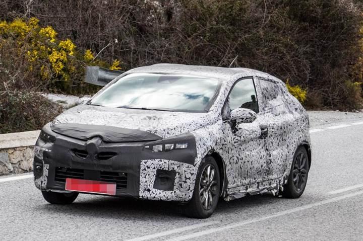 2019 Renault Clio ilk kez göründü