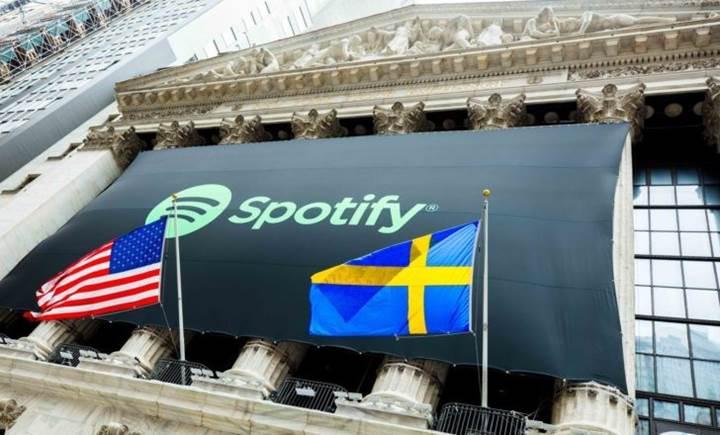 Spotify borsaya açıldı değeri 30 milyar dolara fırladı
