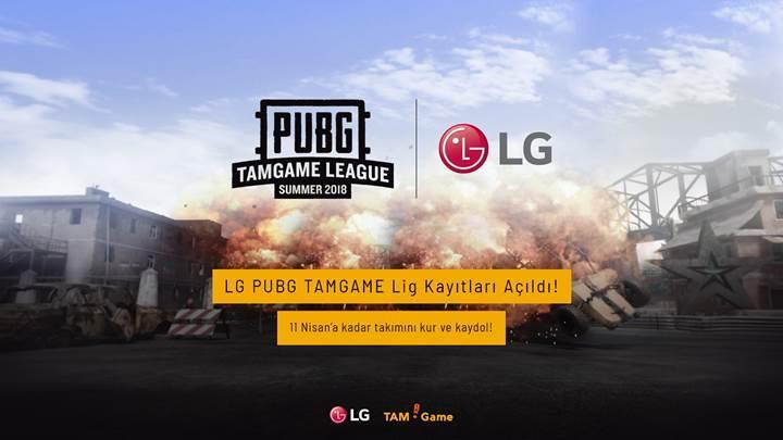 LG PUBG Tamgame Ligi'nin Mart ayı finalistleri belli oldu!