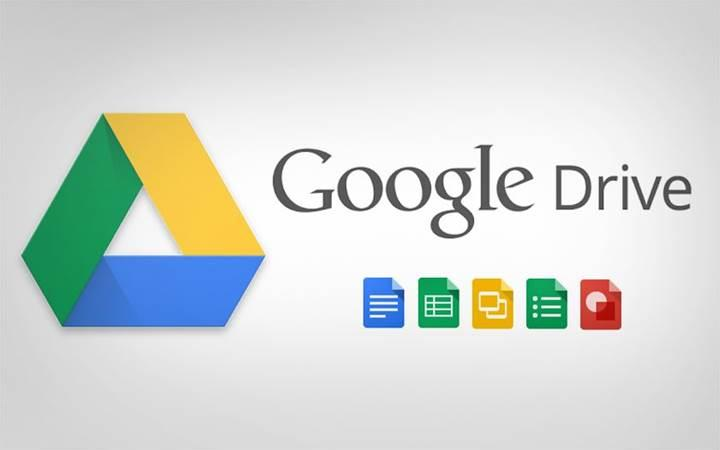 Google Drive'a akıllı paylaşım seçenekleri geldi