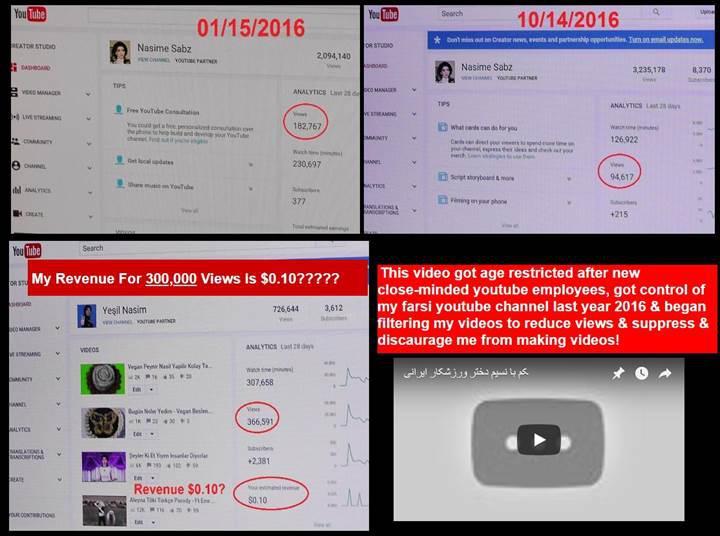 YouTube saldırısını ülkemizde de tanınan bir YouTuber düzenledi