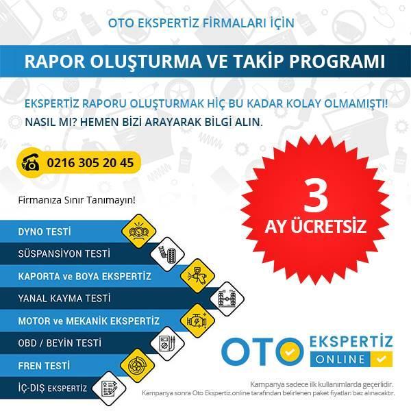 oto ekspertiz programı