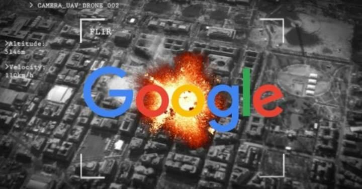 Google çalışanlarından şirkete sitem dolu mektup: Pentagon'la çalışmayı sonlandırın