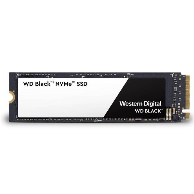 Western Digital oyunculara yönelik Black 3D NVMe M2 SSD modelini hazırladı