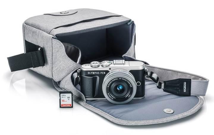 Olympus'un yeni aynasız fotoğraf makinesi PEN E-PL9 satışa sunuldu