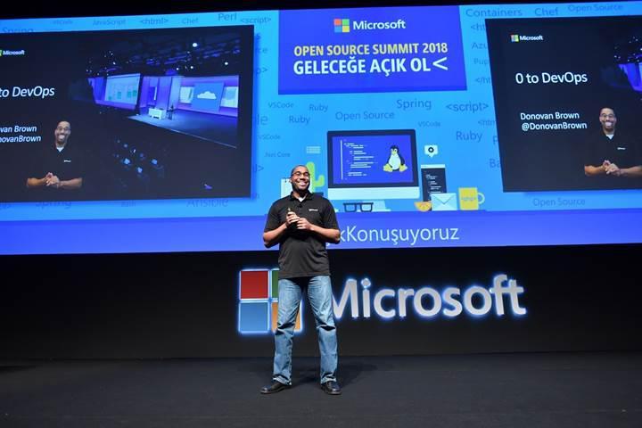 Microsoft Türkiye ilk kez açık kaynak geliştiricilerini bir araya getirdi