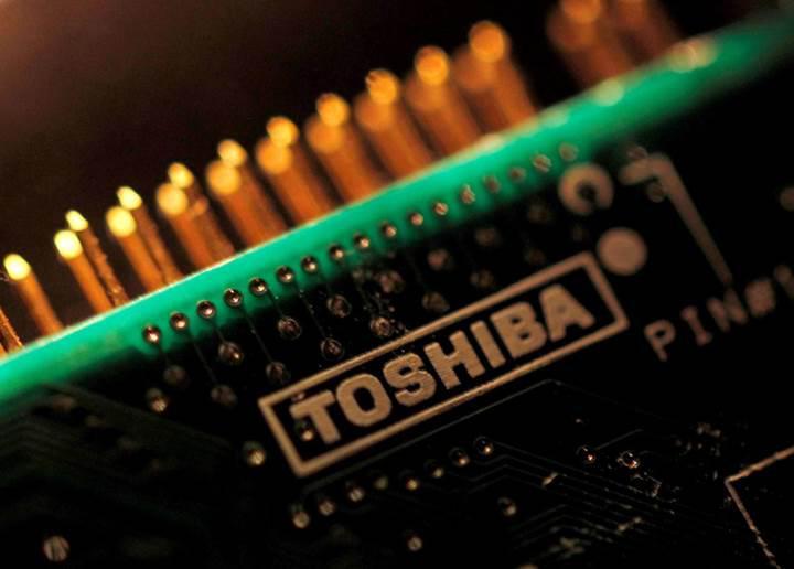 Toshiba çip bölümünü satmaktan vazgeçebilir