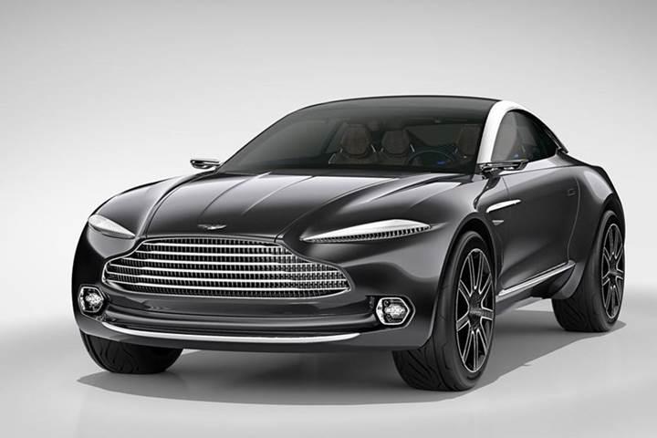 Aston Martin'in SUV üretiminde planlar değişti