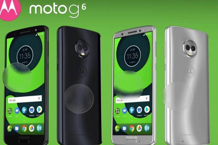 Moto G6 serisi 19 Nisan'da tanıtılacak