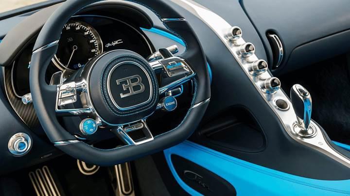 Bugatti CEO'su açıkladı: