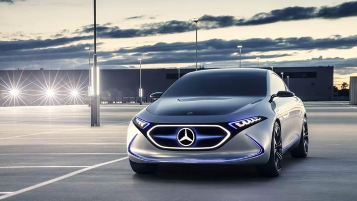 Mercedes EQ S, elektrikli S Serisi 2020 yılında geliyor