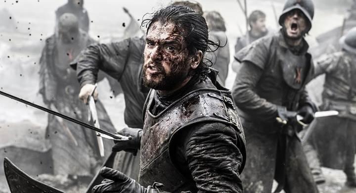 Game of Thrones en büyük savaş sahnesi çekildi