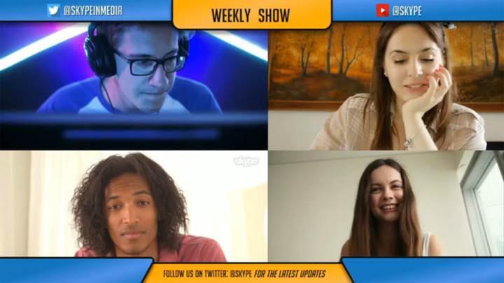 Skype Content Creator modu ile arama kaydı derli toplu hale getiriliyor