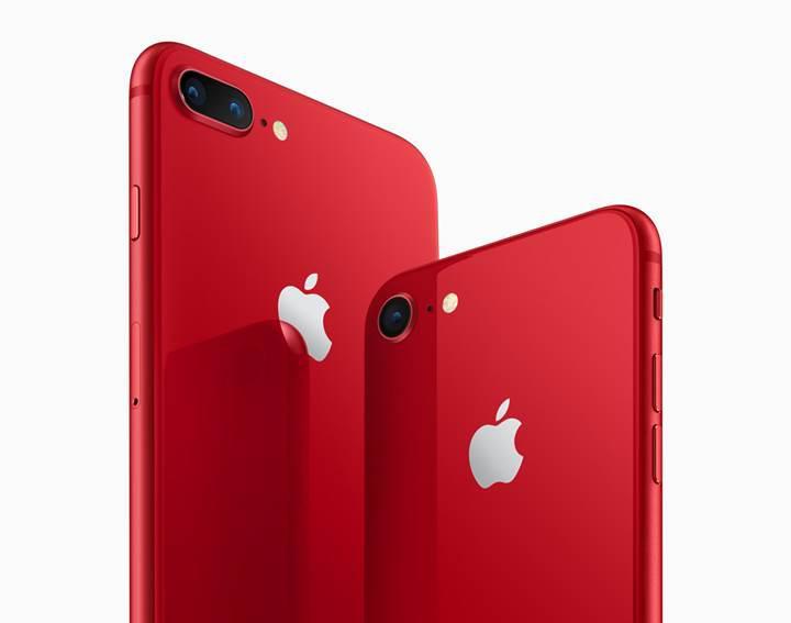 Kırmızı iPhone 8 fiyatı ve çıkış tarihi