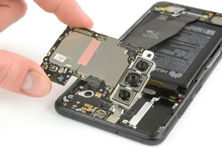 Huawei P20 Pro'nun üç kamerasında da OIS teknolojisinin bulunduğu ortaya çıktı