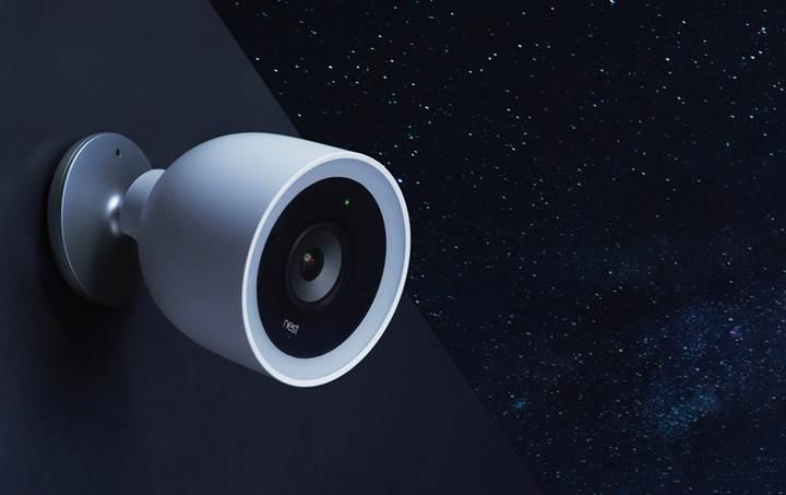 Nest, yüz tanıma özellikli dış  mekan kamerasını Avrupa'da satışa sundu