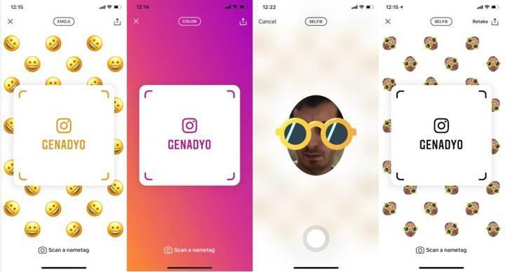 Instagram, Snapchat'ten bir özellik daha kopyaladı
