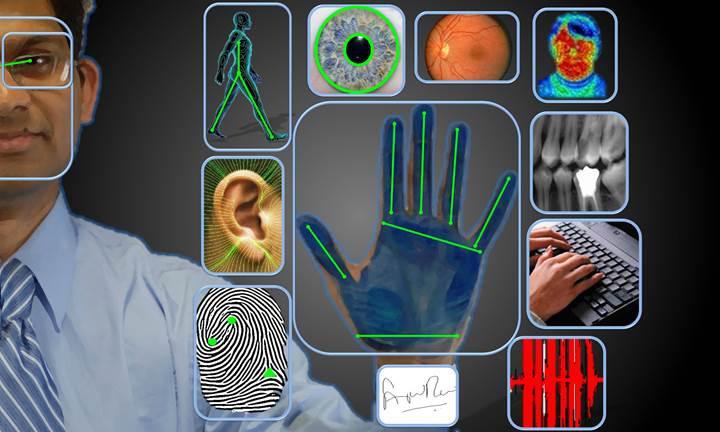 Biyometrik doğrulama internet üzerinde de yaygınlaşacak