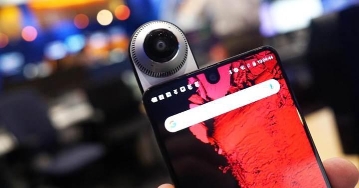Essential yeni akıllı telefonunda daha iyi bir kamera sözü verdi