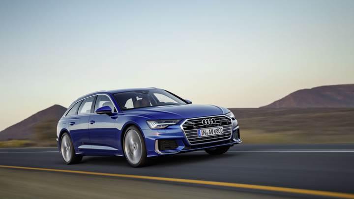 2019 Audi A6 Avant, sportif görünümüyle tanıtıldı