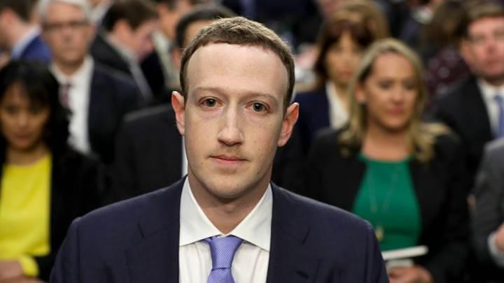 Zuckerberg senatoda ifade verdi, Facebook hisseleri uçuşa geçti