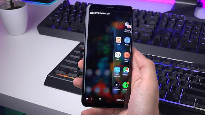 Samsung Galaxy S9+ incelemesi