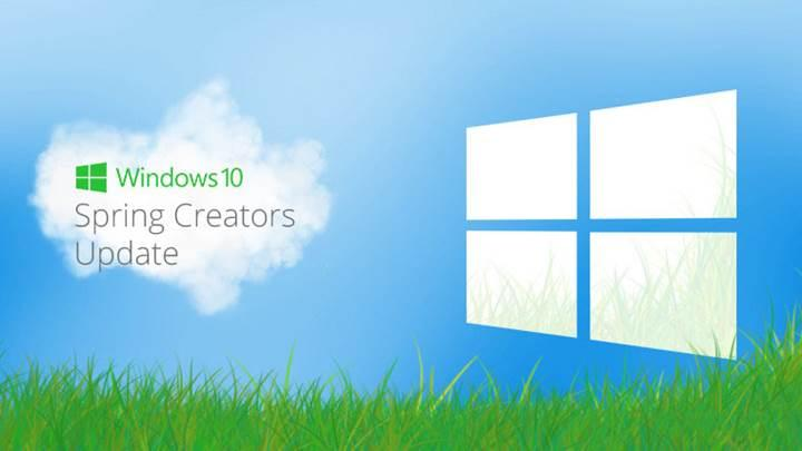 Windows 10 Spring Creators Update güncellemesi ertelendi