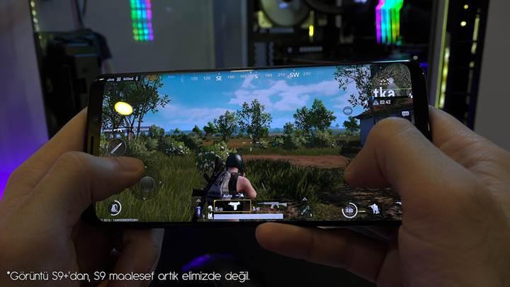 Samsung Galaxy S9 incelemesi