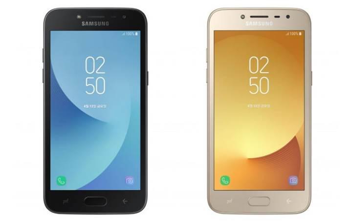 Samsung internet bağlantı özelliği olmayan Samsung Galaxy J2 Pro'yu duyurdu