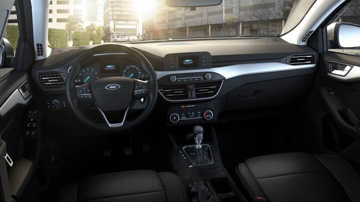 2018 Ford Focus'un giriş seviye Trend paketi göründü